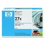 HP originál toner C4127X, black, 10000s, 27X, high capacity, HP LaserJet 4000,