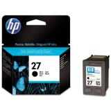 HP originál ink C8727AE, No.27, black, 10ml, HP DeskJet 3420, 3325, 3550, 3650