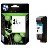 HP originál ink 51645AE, No.45, black, 930s, 42ml, HP DeskJet 850, 970Cxi, 1100,