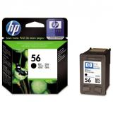 HP originál ink C6656AE, No.56, black, 520s, 19ml, HP DeskJet 450, 5652, 5150,