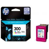 HP originál ink CC643EE, No.300, color, 165s, 4ml, HP DeskJet D2560, F4280