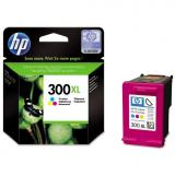 HP originál ink CC644EE, No.300XL, color, 440s, 11ml, HP DeskJet D2560, F4280