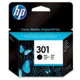 HP originál ink CH561EE, No.301, black, 190s, HP Deskjet 1000, 1050, 2050, 3000,