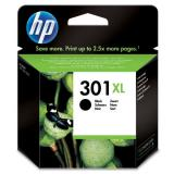 HP originál ink CH563EE, No.301XL, black, 480s, HP HP Deskjet 1000, 1050, 2050,