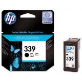 HP originál ink C8767EE, No.339, black, 800s, 21ml, HP Photosmart 8150, 8450,