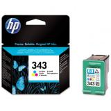 HP originál ink C8766EE, No.343, color, 260s, 7ml, HP Photosmart 325, 375,
