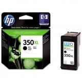 HP originál ink CB336EE, No.350XL, black, 25ml, HP Officejet J5780, J5785
